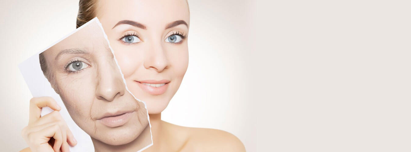 Anti Aging in New Delhi at SkinQure treated by Dr. Jangid